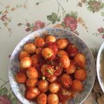 古月雨露茄汁鹌鹑蛋的做法