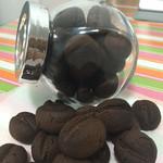 我就叫张小盒咖啡豆饼干的做法