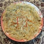 moiya无油土豆丝饼的做法
