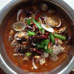 Lee-恩泽麻辣水煮花蛤的做法