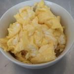 杰米田园大葱炒鸡蛋的做法