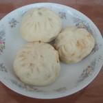 杰米田园香菇猪肉包的做法