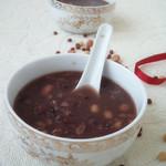 杰米田园红豆薏米粥的做法