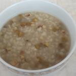 杰米田园绿豆汤的做法