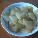 杰米田园腊香冬瓜的做法