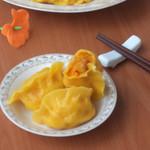 杰米田园黄金韭菜饺#年夜饭#的做法