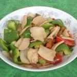 杰米田园彩椒炒回锅肉的做法