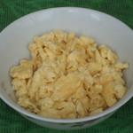 杰米田园大酱炒鸡蛋的做法