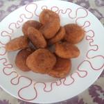 杰米田园【杏仁酥】——冬季里的美食的做法