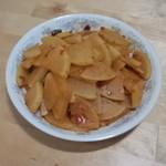 杰米田园香辣土豆片的做法