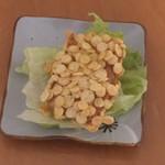 杰米田园葱香玉米烙的做法