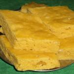 杰米田园南瓜豆沙包的做法