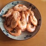 杰米田园香酥小河虾的做法