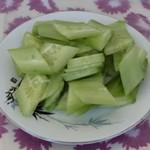 杰米田园黄瓜拌猪头肉#夜宵#的做法