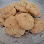 杰米田园黑芝麻燕麦饼干的做法