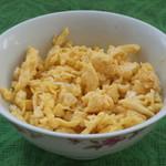 杰米田园毛豆煎鸡蛋的做法