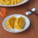 杰米田园西葫芦肉馅蒸饺的做法