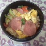 杰米田园红枣鸡汤拌面的做法