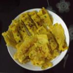 -2⒊木頭秂南瓜软饼的做法