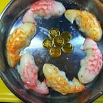 六星茄汁炒年糕的做法