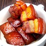 寻找桃花岛不用炒糖色的香嫩红烧肉的做法