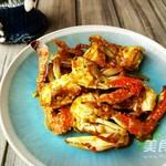 寻找桃花岛香辣蟹的做法