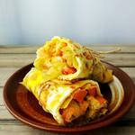 寻找桃花岛鸡蛋灌饼的做法