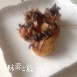 Feat mellwo(来自腾讯.)章鱼小丸子的做法