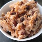 惠子红豆薏米饭的做法