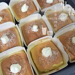 沙子猪北海道杯子蛋糕的做法