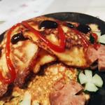 AnnieZ(来自腾讯.)土豆鸡蛋饼的做法