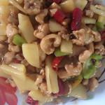 ゛海誓山盟℡雞肉土豆丁的做法