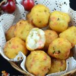林冰儿土豆丸子的做法