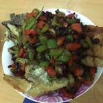 蓝梦铃茵(来自腾讯.)豆豉鱼的做法