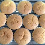 微微尘土糯米小蛋糕的做法