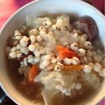孙悟空大战红孩妖儿薏米粥的做法
