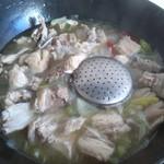 Serena1659417羊肉甘蔗汤的做法