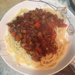 33(来自微信....)肉酱意大利面的做法