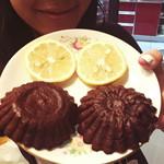 短短小青年爱信宏古典巧克力cupcake的做法