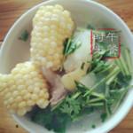 杰米2162301730冬瓜玉米排骨汤的做法