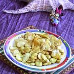 食·色香酥蚕豆的做法