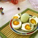 食·色腌咸鸭蛋的做法