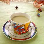 食·色葵花籽黑豆浆的做法