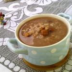 食·色薏米红豆莲子粥的做法