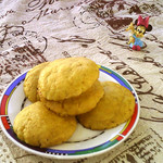 食·色玉米饼的做法