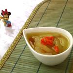 食·色生姜甜梨汤的做法