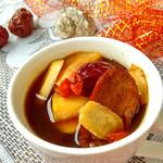食·色生姜苹果红枣汤#苏泊尔第二季晋级赛#的做法