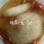 杰米9252960152生姜甜梨汤的做法