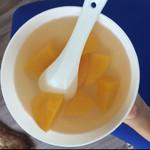 skxsfz自制黄桃罐头的做法