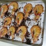 ︵.o鈺兒ぐ意式盐焗大虾的做法